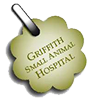 Griffith Animal Hospital Logo